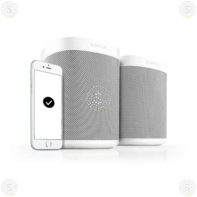 Sonos One twin